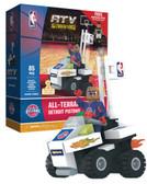 Detroit Pistons 0 ATV OYO Playset