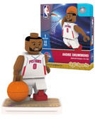 Detroit Pistons ANDRE DRUMMOND Home Uniform Limited Edition OYO Minifigure