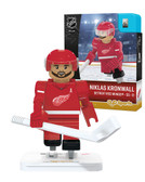 Detroit Red Wings NIKLAS KRONWALL Home Uniform Limited Edition OYO Minifigure