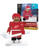Detroit Red Wings THOMAS VANEK Home Uniform Limited Edition OYO Minifigure