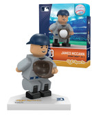 Detroit Tigers JAMES MCCANN Limited Edition OYO Minifigure
