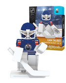 Edmonton Oilers CAM TALBOT Home Uniform Limited Edition OYO Minifigure