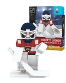 Florida Panthers ROBERTO LUONGO Home Uniform Limited Edition NHL Goalie OYO Minifigure