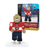 Florida Panthers STANLEY C. PANTHER STANLEY Home Uniform Limited Edition OYO Minifigure