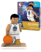Golden State Warriors ZAZA PACHULIA Home Uniform Limited Edition OYO Minifigure