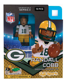 Green Bay Packers RANDALL COBB Limited Edition OYO Minifigure