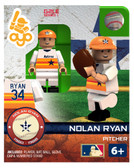 Houston Astros Nolan Ryan Hall of Fame Limited Edition OYO Minifigure