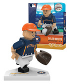 Houston Astros TYLER WHITE Limited Edition OYO Minifigure