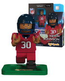 Houston Texans KEVIN JOHNSON Limited Edition OYO Minifigure
