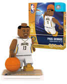 Indiana Pacers PAUL GEORGE Home Uniform Limited Edition OYO Minifigure