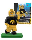 Iowa Hawkeyes Mascot Limited Edition OYO Minifigure