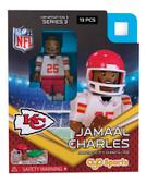 Kansas City Chiefs JAMAAL CHARLES Limited Edition OYO Minifigure