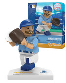 Kansas City Royals WADE DAVIS Limited Edition OYO Minifigure