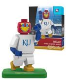 Kansas Jayhawks Mascot Limited Edition OYO Minifigure