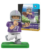 Kansas State Wildcats JORDY NELSON College Legend Limited Edition OYO Minifigure