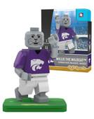 Kansas State Wildcats Mascot Limited Edition OYO Minifigure