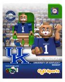 Kentucky Wildcats Mascot Limited Edition OYO Minifigure