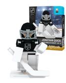 Los Angeles Kings JONATHAN QUICK Home Uniform Limited Edition NHL Goalie OYO Minifigure