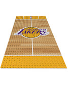 Los Angeles Lakers 0 1 24X48 DISPLAY BRICK OYO Playset
