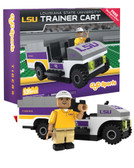 LSU Tigers Trainer Cart OYO Playset