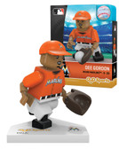 Miami Marlins DEE GORDON Limited Edition OYO Minifigure