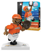 Miami Marlins MARCELL OZUNA Limited Edition OYO Minifigure