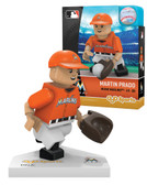 Miami Marlins MARTIN PRADO Limited Edition OYO Minifigure