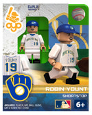 Milwaukee Brewers Robin Yount Hall of Fame Limited Edition OYO Minifigure