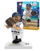 Milwaukee Brewers TAYLOR JUNGMANN Limited Edition OYO Minifigure