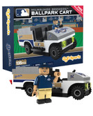 Milwaukee Brewers Trainer Cart OYO Playset