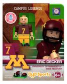 Minnesota Gophers Eric Decker College Legend Limited Edition OYO Minifigure