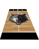 Minnesota Timberwolves 0 1 24X48 DISPLAY BRICK OYO Playset