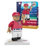 Minnesota Twins PAUL MOLITOR Manager Limited Edition OYO Minifigure