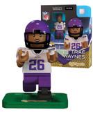 Minnesota Vikings TRAE WAYNES Limited Edition OYO Minifigure