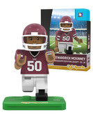 Mississippi State Bulldogs BENARDRICK MCKINNEY College Legend Limited Edition OYO Minifigure