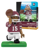 Mississippi State Bulldogs DAK PRESCOTT College Legend Limited Edition OYO Minifigure