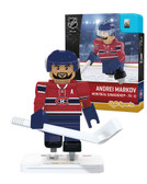 Montreal Canadiens ANDREI MARKOV Home Uniform Limited Edition OYO Minifigure