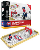 Montreal Canadiens Backyard Rink Set OYO Playset
