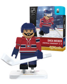 Montreal Canadiens SHEA WEBER Home Uniform Limited Edition OYO Minifigure