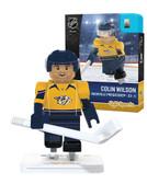 Nashville Predators COLIN WILSON Home Uniform Limited Edition OYO Minifigure