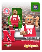 Nebraska Huskers Mascot Limited Edition OYO Minifigure