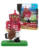 Nebraska Huskers REX BURKHEAD College Legend Limited Edition OYO Minifigure
