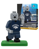 Nevada Wolf Pack Mascot Limited Edition OYO Minifigure
