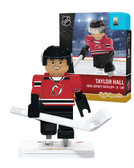 New Jersey Devils TAYLOR HALL Home Uniform Limited Edition OYO Minifigure