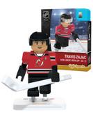 New Jersey Devils TRAVIS ZAJAC Home Uniform Limited Edition OYO Minifigure