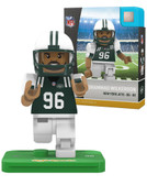 New York Jets MUHAMMAD WILKERSON Limited Edition OYO Minifigure