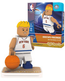 New York Knicks KRISTAPS PORZINGIS Home Uniform Limited Edition OYO Minifigure