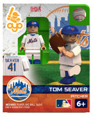 New York Mets Tom Seaver Hall of Fame Limited Edition OYO Minifigure