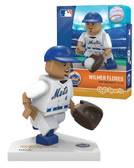 New York Mets WILMER FLORES Limited Edition OYO Minifigure