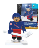 New York Rangers MATS ZUCCARELLO Home Uniform Limited Edition OYO Minifigure